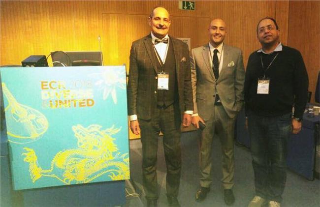 مشاركة مصرية متميزة بأكبر مؤتمر أوروبي للأشعة التشخيصية