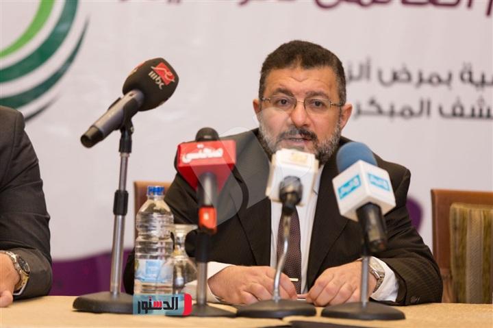 يشترك الدكتور ياسر عبد العظيم فى المؤتمر العربى العاشر للجمعية العربية للأشعة التشخيصية